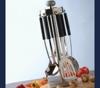 Посуда BergHOFF. Набор кухонных принадлежностей на стойке Designo 7пр. арт. 2701133 Праздничные скидки ! Звоните 8029-6447652