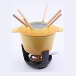 FISSMAN Набор для приготовления фондю SUNLIGHT (эмалированный чугун) арт.6351